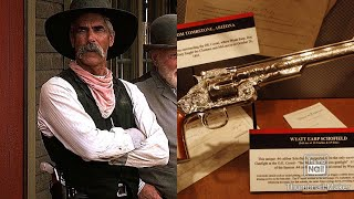 RDR2: How to make Virgil's gun from Tombstone and Wyatt Earp's historical accurate gun too.