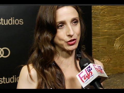 Marin Hinkle shocked about