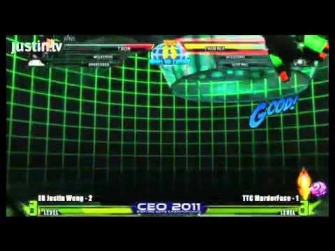 Grand Final MvC3: Justin Wong vs. Tokido at CEO 2011