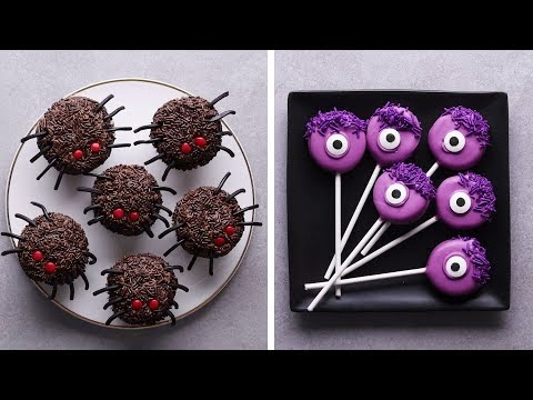 Last Minute Halloween Treats | Halloween Recipes | DIY Easy