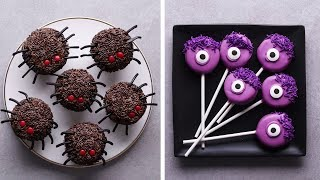 These Last Minute Halloween Treats Will Blow Your Mind | DIY Easy Halloween Treats | Halloween DIY