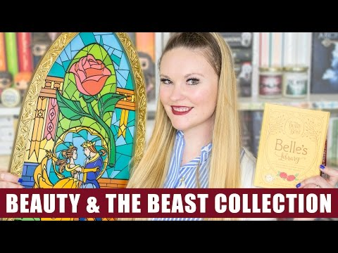 My Beauty & the Beast Collection + 20 Book Giveaway! #LostInABook