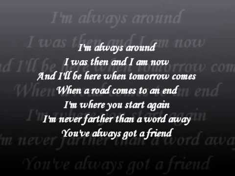Josh Turner - I Was There Lyrics