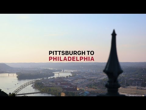Pittsburgh to Philadelphia: Move-in 2017