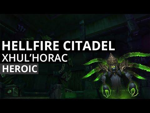 Xhul'horac Heroic PTR 6.2 - Fire Mage POV