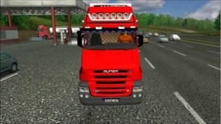 Euro Truck Simulator MODS 2012