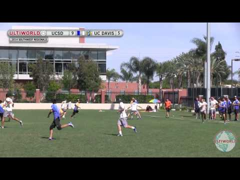 2014 SW Regionls: UC San Diego v. UC Davis (Finals)