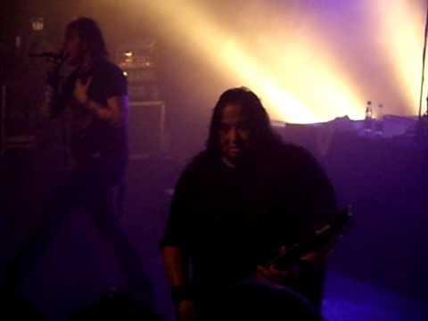 Fear Factory - Final Exit live in Hamburg 06.03.10.AVI