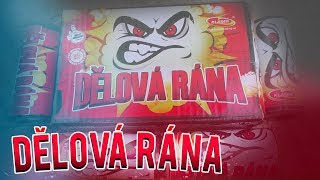 Nowość 2017 - petarda DELOVA RANA - Klasek