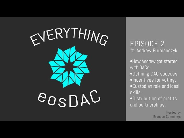 Everything eosDAC EP2