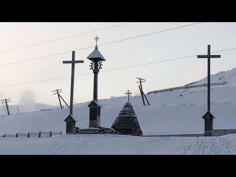 Норильск - Кресты. Русский север/Russian North