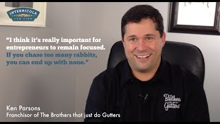 How The Brothers that just do Gutters Franchised their Business  (FULL INTERVIEW) Episode 4