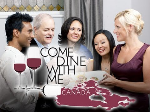Come Dine With Me Canada Season 4 Block 6 Manon, Andrew, Tracie, Jenny, Brent