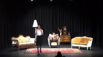 La Cantatrice chauve - Théâtre de l'Excelsior