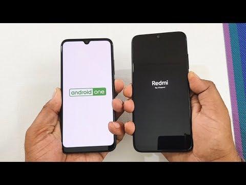 Mi A3 vs Redmi Note 7 Pro SpeedTest Camera Comparison