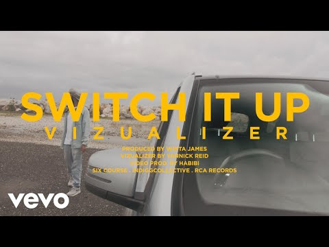 Protoje - Switch It Up ft. Koffee (Visualizer)
