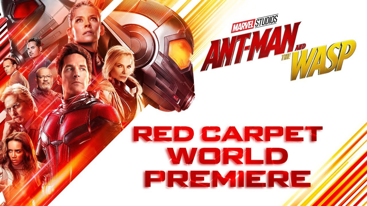 Download Marvel Studios' Ant-Man and The Wasp Red Carpet World Premiere