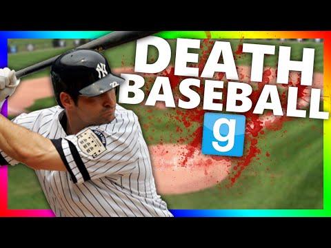 DEATH BASEBALL CHALLENGE!!!   Gmod Funny Sandbox Game