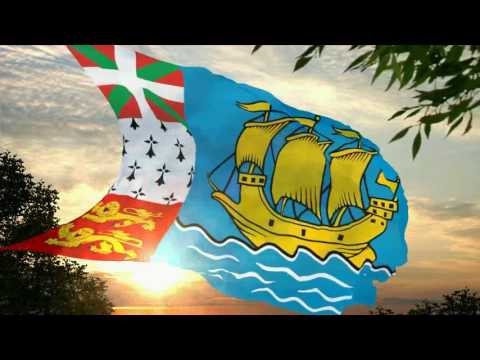 Flag and anthem of Saint Pierre and Miquelon