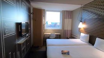 Better than a Hostel? - Standard room w. twin-bed review - Ibis Bern Expo, Suisse - Accor Hotels