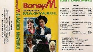 Neoton Familia- Áll egy barna lány - Boney M Slágerek magyarul