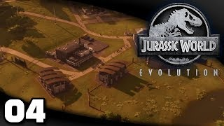 Jurassic World Evolution - Ep. 4: Upgrade and Expand