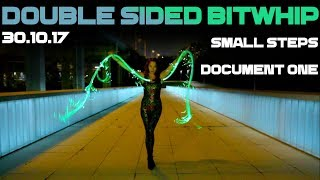 Double Sided BitWhip   Fiber Optic <b>Whip</b> by Ants on a Melon   Feat ...
