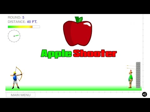 Apple Shooter [Father and Son Gameplay]