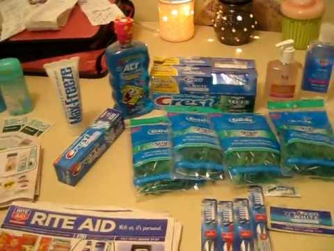 Mini haul from Target, Walgreens and Rite Aid!~Peace*Love*Lipgloss & Coupons*~
