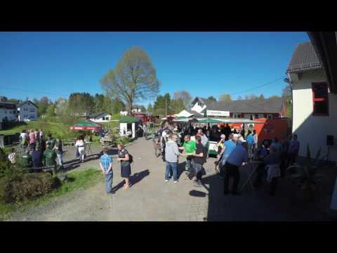 Vatertag 2016 Feuerwehr Mehren GoPro TimeLapse