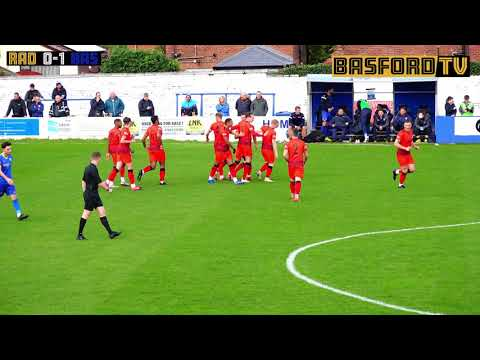 Radcliffe Basford Goals And Highlights