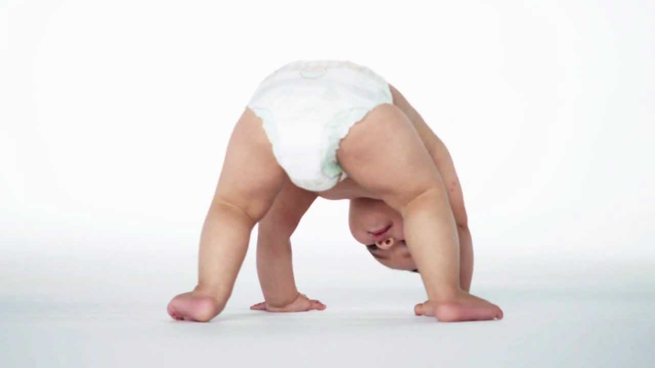 squirmy baby huggies the acrobutt youtube