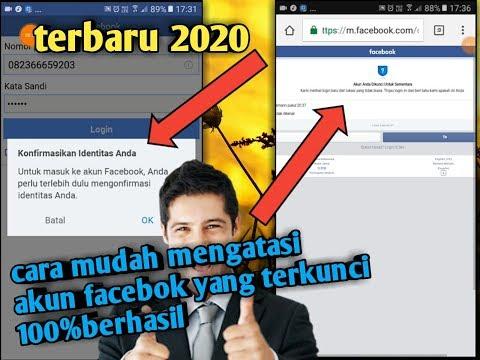 Facebook dinonaktifkan bisa kembali dengan cara ini / Disabled facebook halo sob,kali ini MAKIN VIRA.