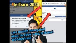 cara mengatasi akun facebook terkunci untuk sementara