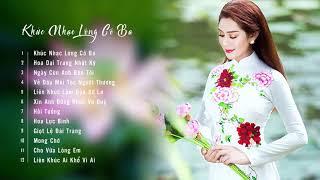 Album Khúc Nhạc Lòng Cô Ba   Princess Lâm Chi Khanh