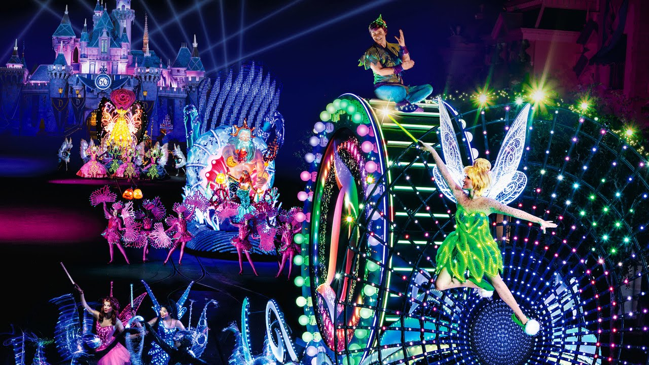 Resultado de imagem para Paint the Night Parade
