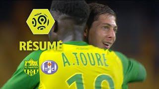 FC Nantes - Toulouse FC (2-1)  - Résumé - (FCN - TFC) / 2017-18