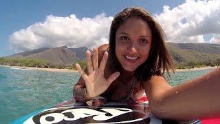 PNJ Cam: Surf en duo à Hawaii avec Antoine Albeau