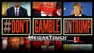 Don't Gamble on Trump