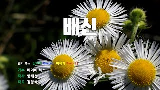 [은성 반주기] 배신 - 베이비복스