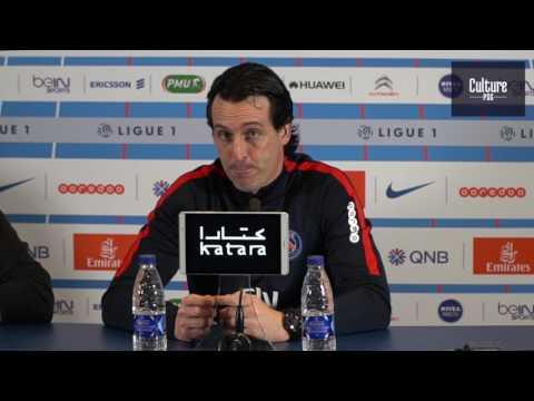 Emery évoque les difficultés du PSG face aux défenses regroupées