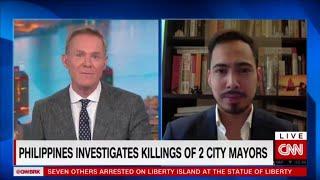 Richard Heydarian CNN Interview on Duterte Drug War