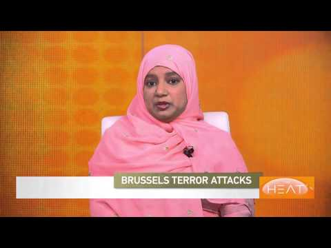 The Heat: Experts discuss  latest developments in Belgium terror attacks