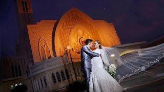 IGLESIA NI CRISTO WEDDING FILM MARK & ALLEIN 12.27.16