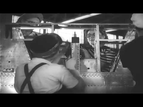 "WWII Homefront ""Women Of Steel"" 1943 (full)"