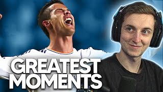 PAIN reagiert auf THE BEAUTY OF FOOTBALL - Greatest Moments | Pain Livestream Highlights