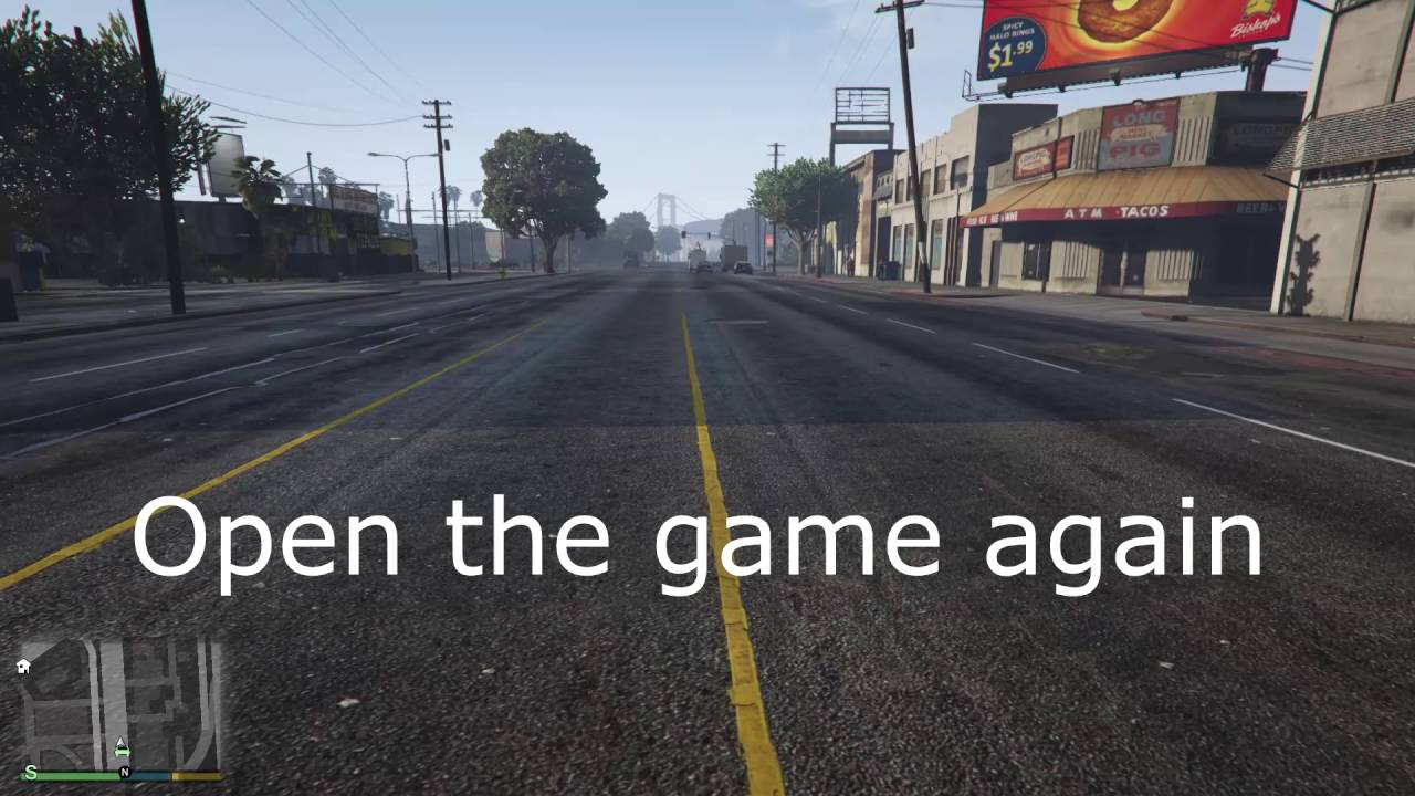 How To Fix Blurry Road Lines And Textures In Gta V Pc