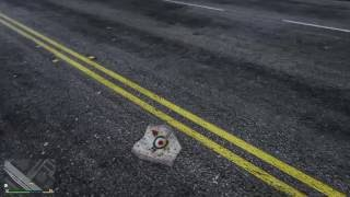 How To: Fix Blurry Road lines and Textures in GTA V (PC)