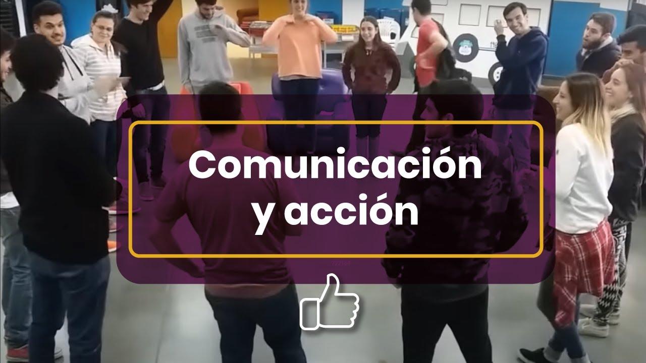 Dinámica Grupal Comunicación Y Acción