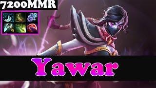 Dota 2 - Yawar 7200 MMR Plays Templar Assassin - Ranked Match Gameplay
